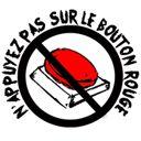 N'Appuyez Pas Sur Le Bouton Rouge