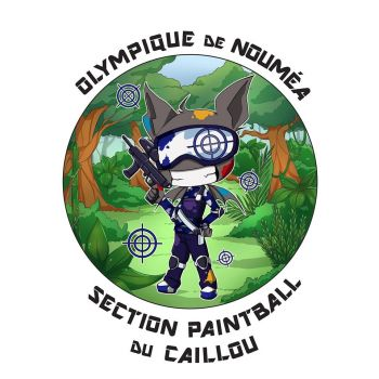 Olympique de Nouméa Paintball du Caillou